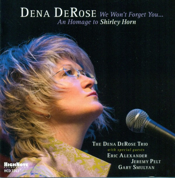 Dena DeRose homenaje
