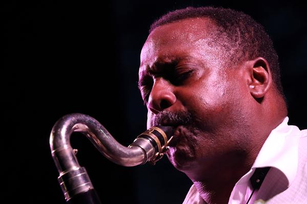 David Murray clarinete