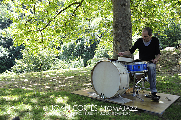 F10_DIDIER LASSERRE (©Joan Cortès)_13jul14_24FJazz à Luz_Colline Solferino_Luz-Saint-Sauveur