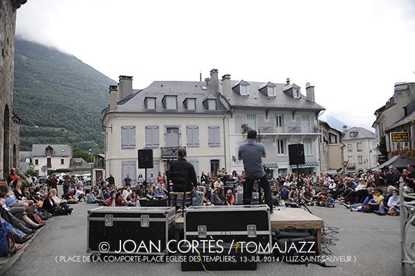 F15_HIRIART&PRUVOST (©Joan Cortès)_13jul14_24FJazz à Luz_Luz-Saint-Sauveur