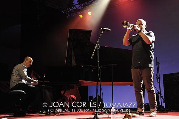 Agustí Fernández & Nat Wooley / Jazz à Luz