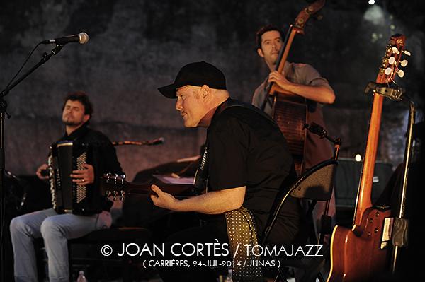 Ulf Wakenius Trio / Jazz à Junas