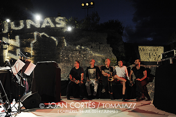 Marc Ducret Quintet / Jazz à Junas
