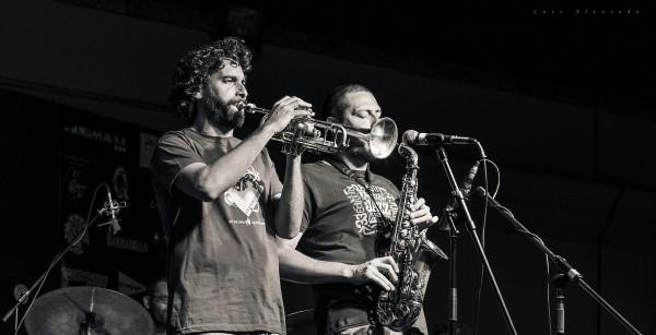 Julián Sánchez y Ernesto Aurignac