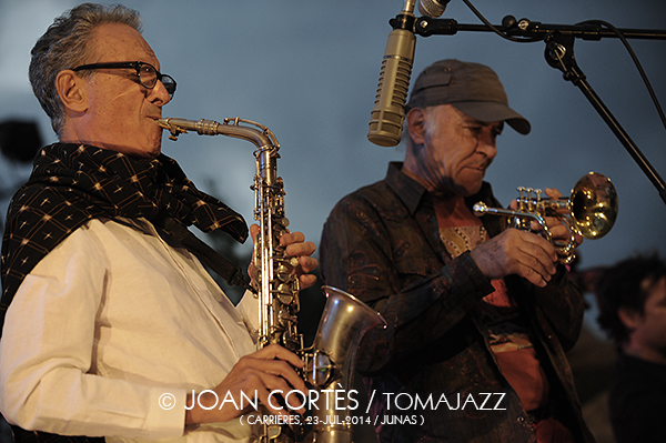 F10_GOUIRAN&MARRE 4t (©Joan Cortès)_23jul14_Jazz à Junas