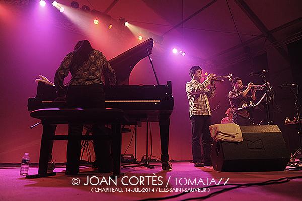 F19_KAZE (©Joan Cortès)_14jul14_Ch_24 Jazz à Luz_L-S-S