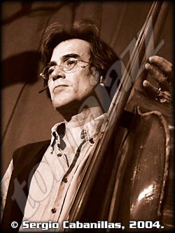 I Festival Jazz a Solo, Madrid, 22/04/2004  © Sergio Cabanillas, 2004