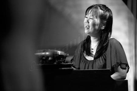 Akiko Tsuruga © Sergio Cabanillas, 2014