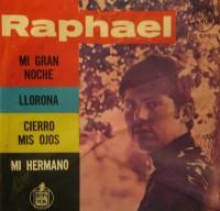 Raphael Mi gran noche