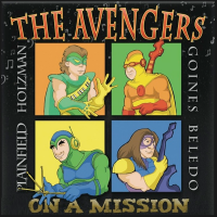 The Avengers-On A Mission