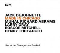 Jack DeJohnette_Made In Chicago_ECM_2015