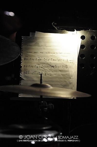 INSTANTZZ : Emile Parisien Quartet (Saison Jazzèbre, Perpignan, Francia. 2015-03-12)