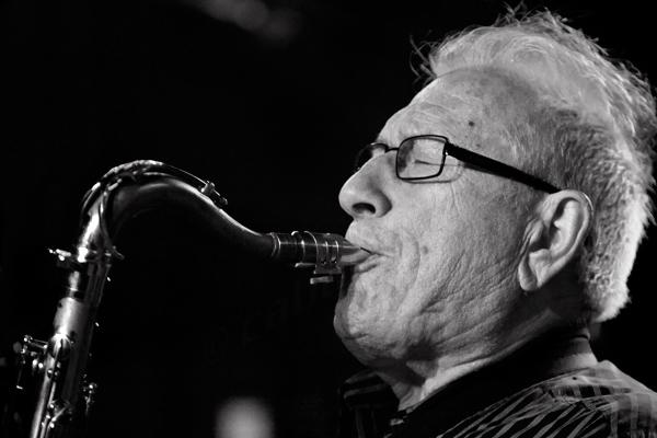 Pedro Iturralde © Sergio Cabanillas, 2015
