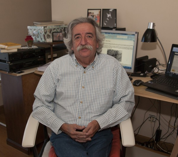 Luis Escalante foto para tomajazz
