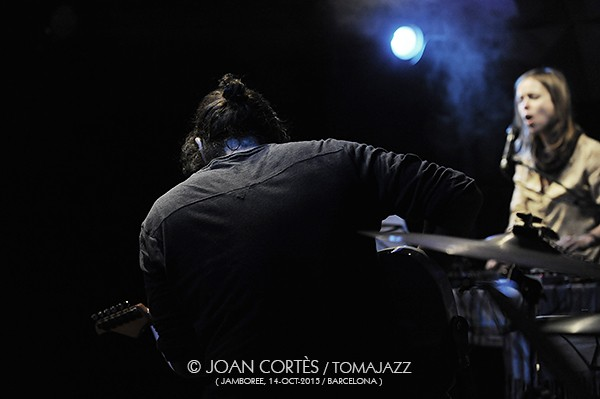 INSTANTZZ: David Soler presenta Bad Currency (Jamboree, Barcelona. 2015-10-14)