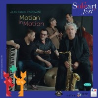 Jean Marc Padovani_Motian In Motion