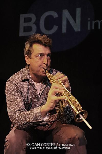 Miquel Jordà. Fotografía © Joan Cortès, 2016