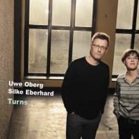 Uwe Oberg - Silke Eberhard_Turns_Leo Records_2016