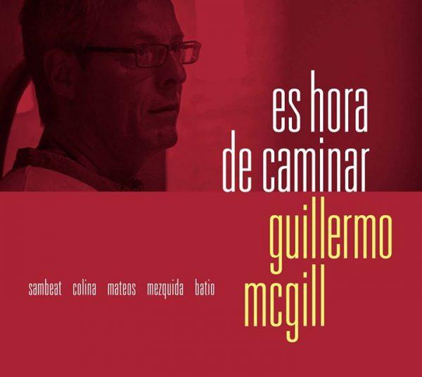 Guillermo McGill_Es hora de caminar_Clandestino, 2016