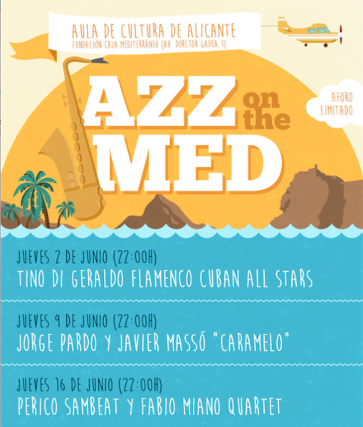 Jazz On The Med - Alicante