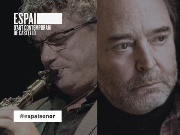 Wade Matthews - Jose Lluís Galiana_concierto 13 de mayo de 2016_EACC_Castellón