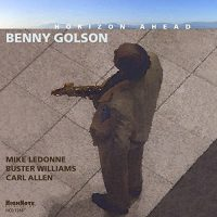 Benny Golson_Horizon Ahead_High Note_2016