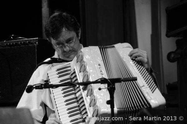 Javier Colina. Fotografía © Sera Martín.
