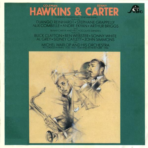 coleman-hawkins-benny-carter
