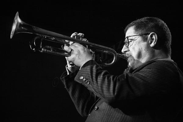 Jim Rotondi © Sergio Cabanillas, 2016