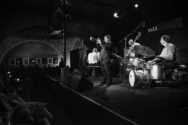 Jim Rotondi Quartet © Sergio Cabanillas, 2016