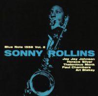 365 razones para amar el jazz: una portada. Volume 2 (Sonny Rollins) [161] [A New Perspective 13]