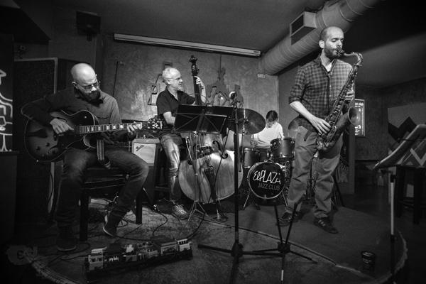 FeeFiFoFum Quartet ©Sergio Cabanillas, 2018