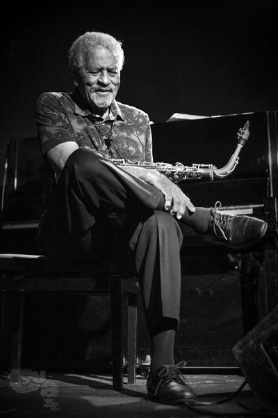 Charles McPherson © Sergio Cabanillas, 2018.