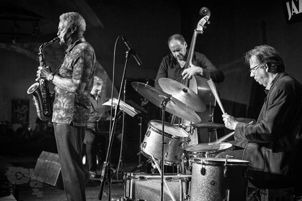 Charles McPherson Quartet © Sergio Cabanillas, 2018.