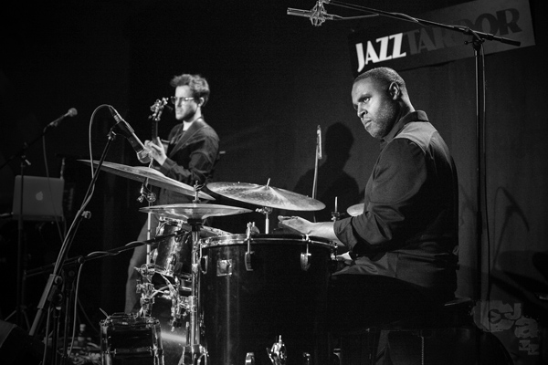 Kendrick Scott / Gilad Hekselman © Sergio Cabanillas, 2018.