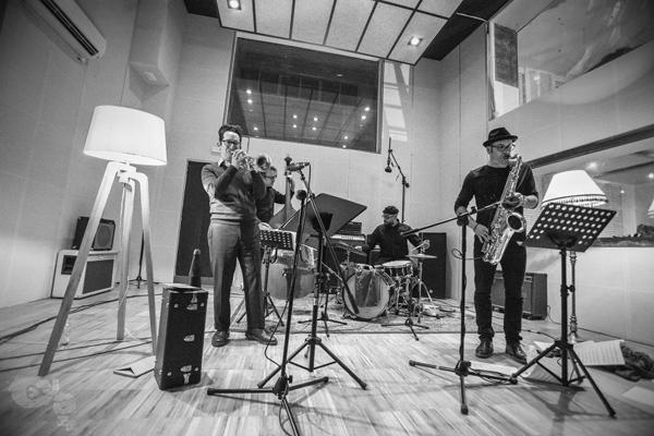 Juan Vinuesa Jazz Quartet © Sergio Cabanillas, 2019
