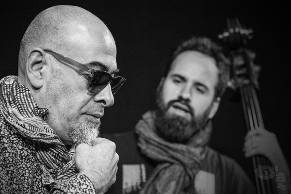 Stéphane Belmondo & Manel Fortià © Sergio Cabanillas, 2019
